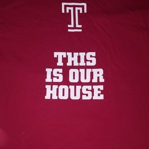 Temple T-shirts